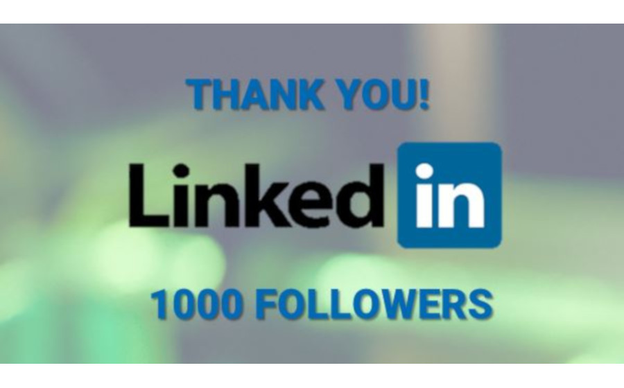 "PFINDER NDT: Proud to have more than <br class=""clear"" />1000 followers on LinkedIn"