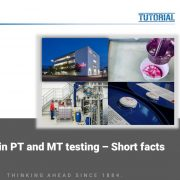 UV-Light in PT and MT testing – short facts